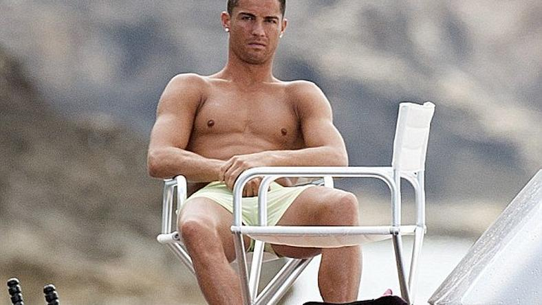 Cristiano Ronaldo Portugal star vacations with family after Euro ... 76a4719e6c580