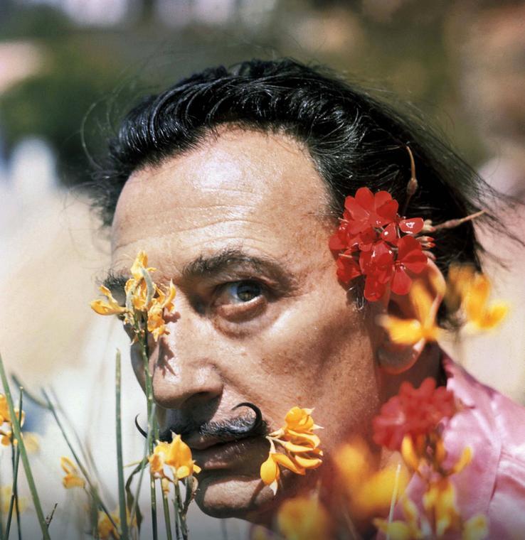 Salvador Dali, ekscentryczny artysta, jeden z największych malarzy XX wieku
