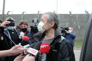 W środę sąd rozpozna zażalenie prokuratury na zwolnienie z aresztu Sławomira Nowaka