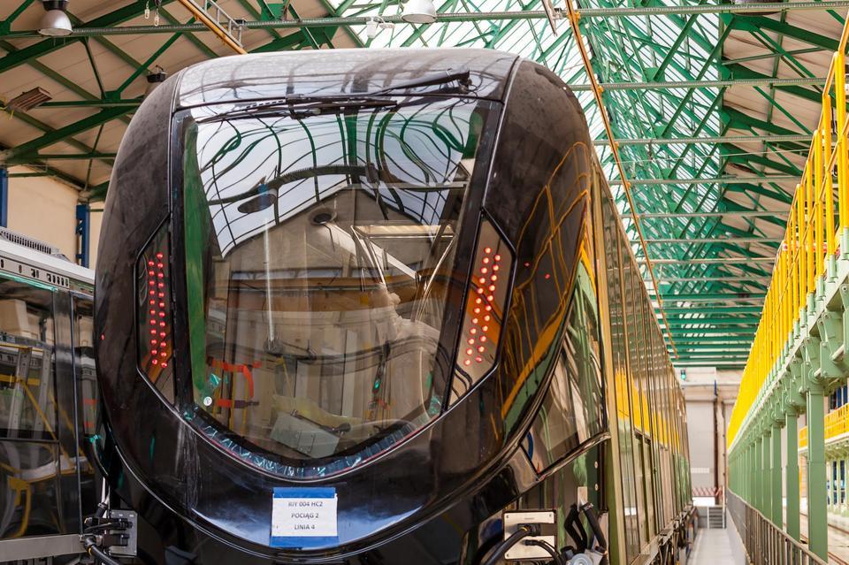 Uruchomienie pierwszych linii metra w Rijadzie obsługiwanych przez pociągami Alstom planowane jest pod koniec 2018 roku.
