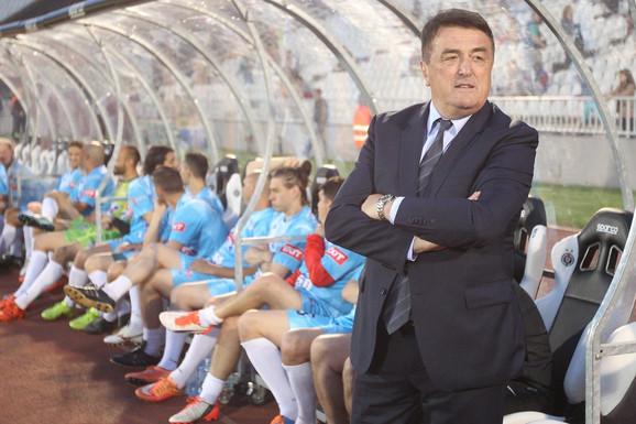 RADOMIR ANTIĆ DOBIO KONKURENTA Spala knjiga na dva slova: Fudbaleri Srbije od ponedeljka imaju novog selektora!