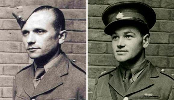 Jozef Gabčik i Jan Kubiš iskočili su iz aviona britanskog Kraljevoskog ratnog vazduhoplovstva u okupiranu Čehoslovačku