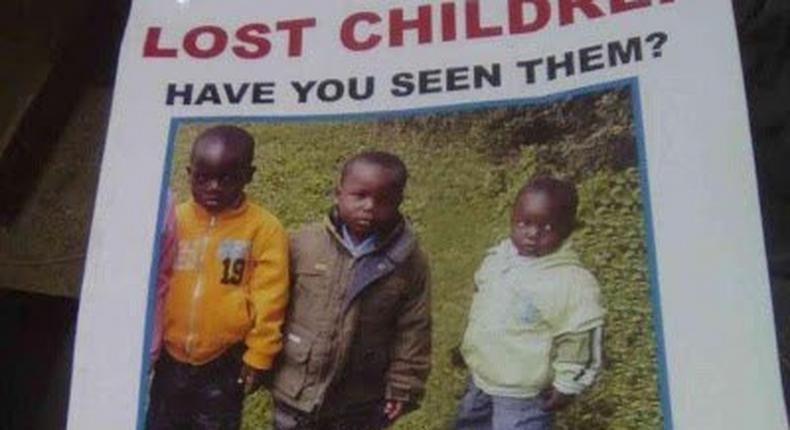 The deceased, Clifford Nyambane, Dan Nyamweya, and Glen Ongagi