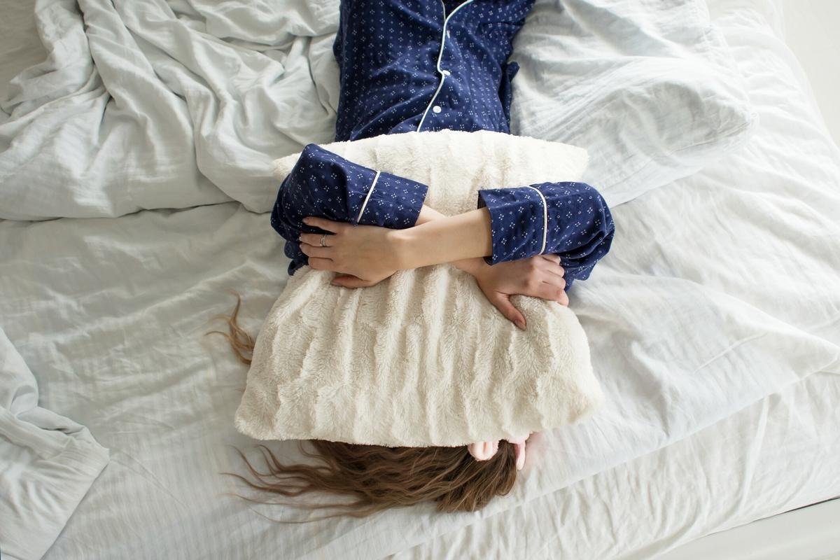 az alvási szorongás hiánya lefogy)