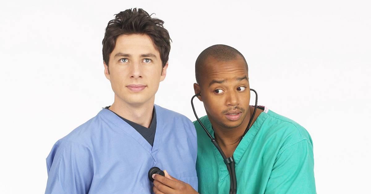 """""""Fake Doctors, Real Friends"""": Turk und J.D. haben jetzt einen Scrubs-Podcast"""