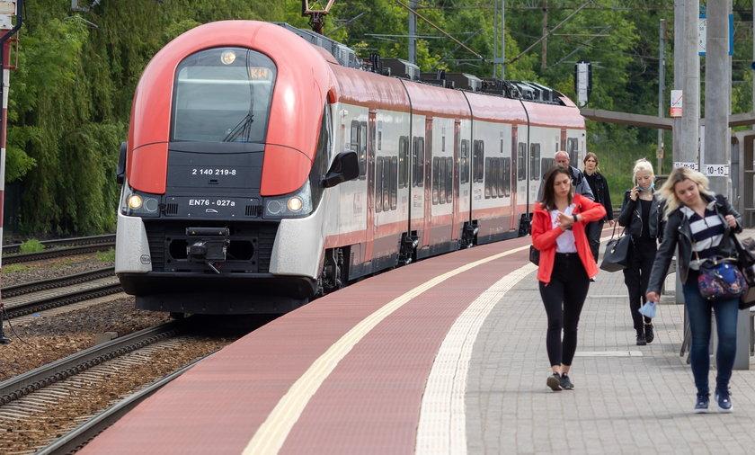 Będzie więcej pociągów ze Starołęki.