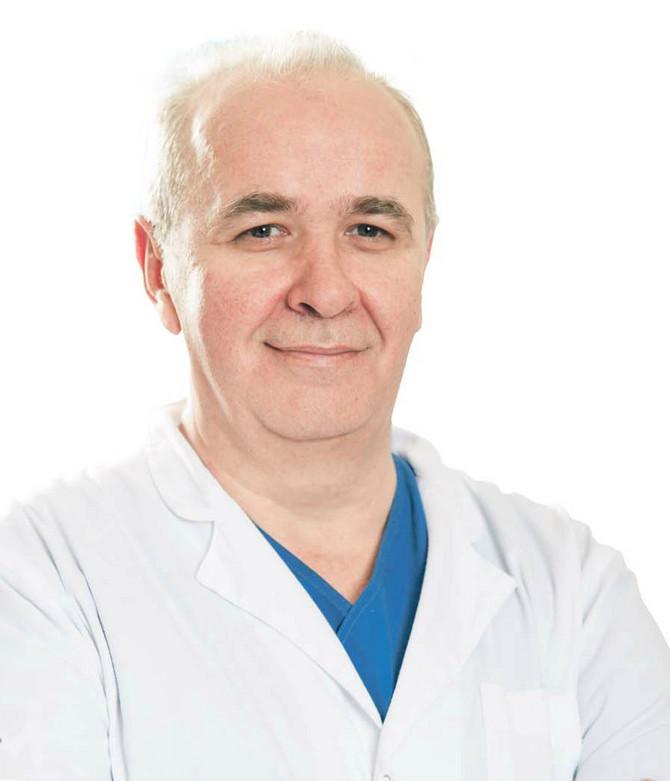 Prof. dr Goran Rađen, internista kardiolog