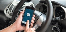 Pierwszy kierowca Ubera w Polsce skazany za jazdę bez licencji