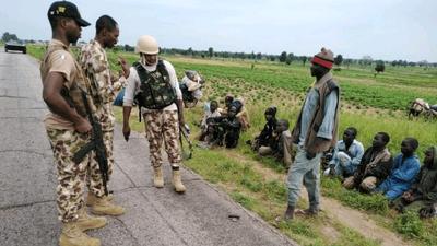 91 Boko Haram/ISWAP fighters, families surrender in Northeast