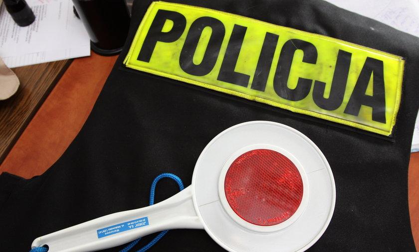 lizak policyjny