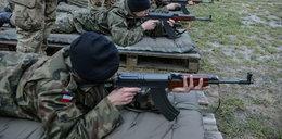 Żołnierze WOT nie mogą strzelać?!
