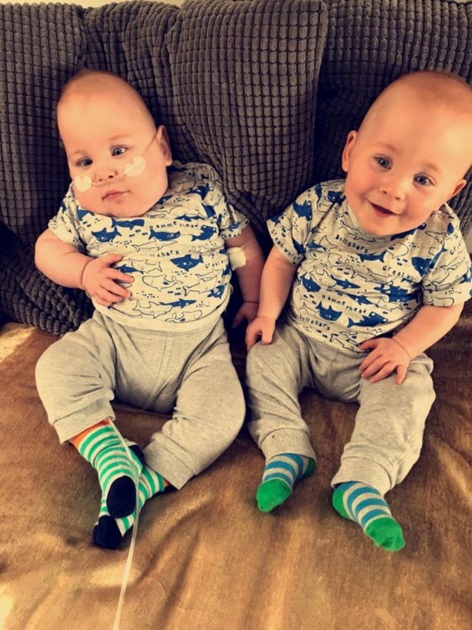 Dečaci danas izgledaju ovako