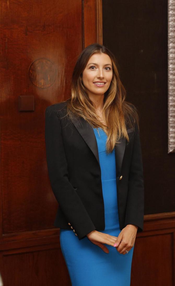 Dr Bojana Janković Vederli u GAK