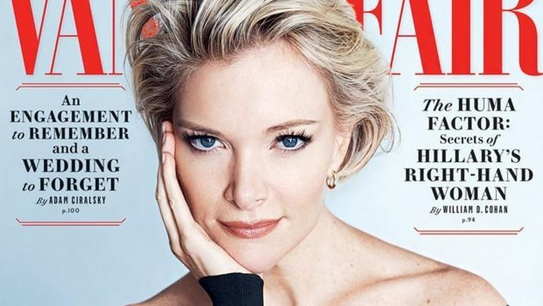 Megyn Kelly for Vanity Fair