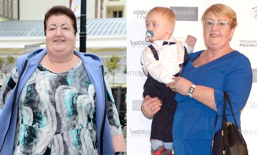 Ciężka choroba Krzywonos. Straciła 60 kg
