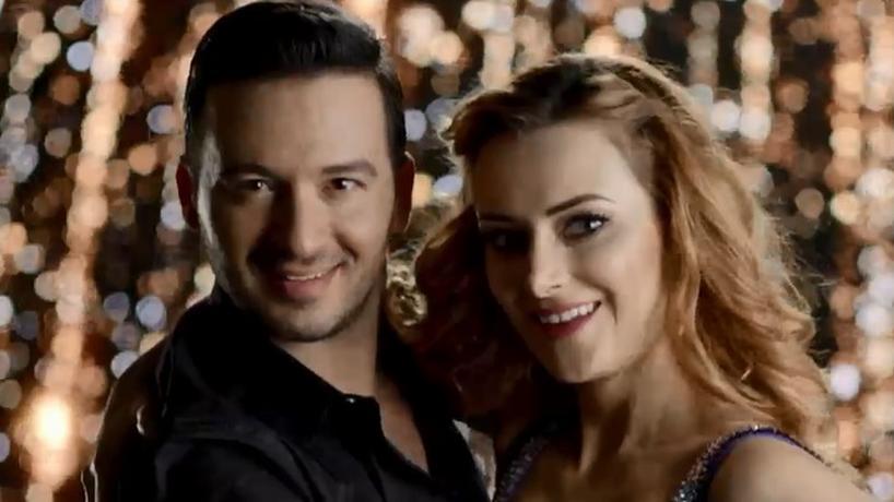 Iwona Cichosz i Stefano Terrazzino