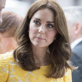 Księżna Kate w pięknej, żółtej sukience. To jest jej kolor!