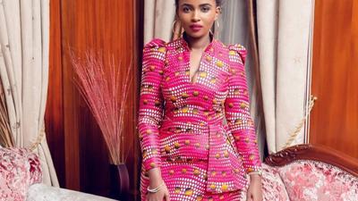 Anerlisa Muigai explains why she never wears sleeveless dresses