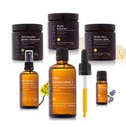 Zestaw składników kosmetycznych ECOSPA