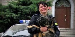 W pojedynkę uratowała mieszkańców płonącego domu
