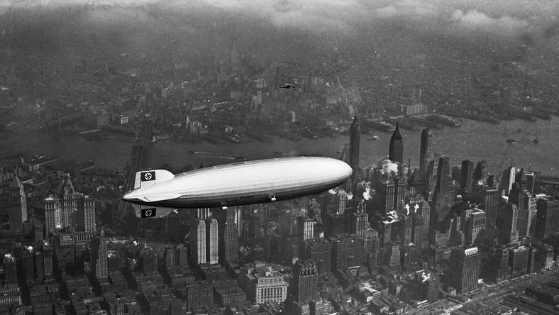 Hindenburg był w stanie przewieźć przez Atlantyk 60 osób. Wielokrotnie bił rekordy prędkości. Choć zaprojektowano go, by napełnić zbiorniki helem, to przez amerykańskie embargo, Niemcy przerobili silniki, by wykorzystywały wodór