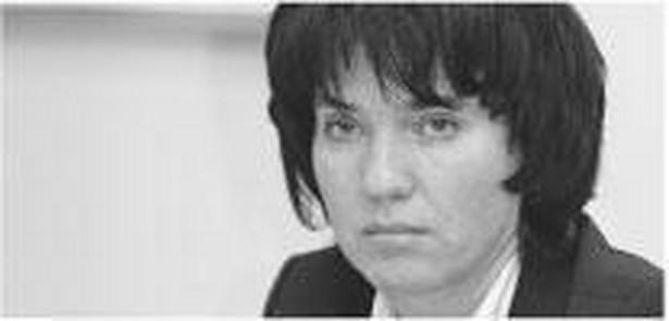 Joanna Agacka-Indecka, prezes Naczelnej Rady Adwokackiej
