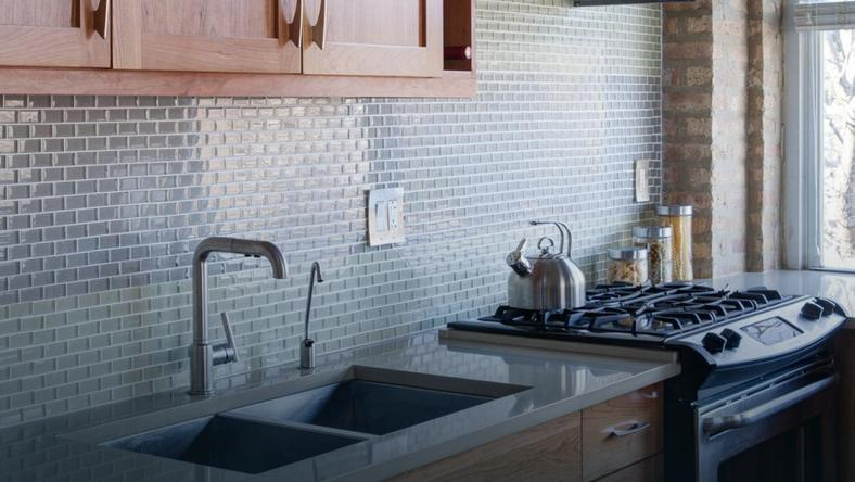 Mozaiki Do Kuchni Rodzaje Montaż Dom