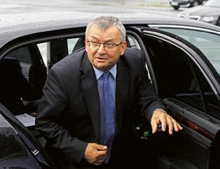 Adamczyk: Staramy się wywrzeć nacisk na Francuzów, by polscy kierowcy wrócili do kraju