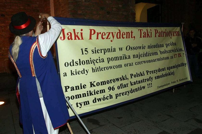 msza, krzyż, rocznica, smoleńsk