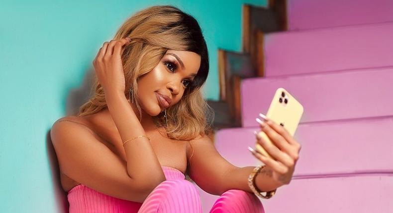 Wema Sepetu speaks after she was allegedly proposed to by her new boyfriend
