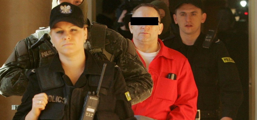 Słowik i funkcjonariusze Służby Więziennej zatrzymani. Największa afera od lat
