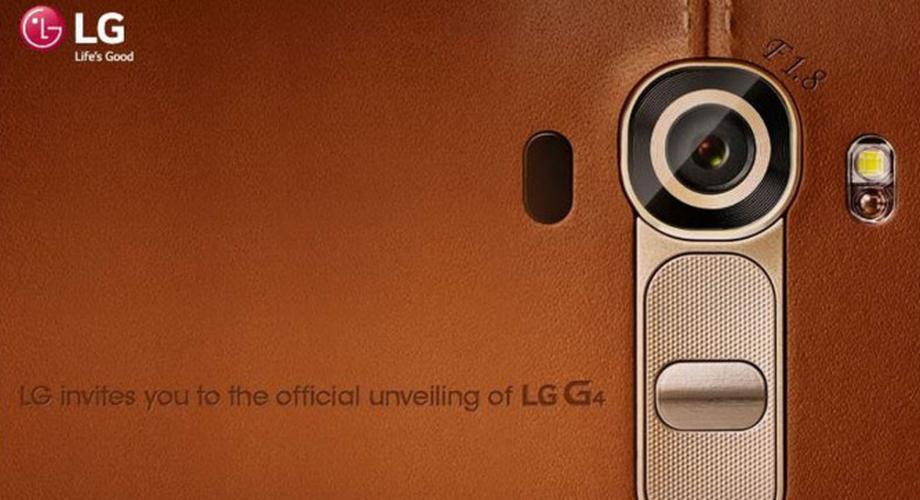 Live-Blog zum LG G4: Das wird das neue Flaggschiff