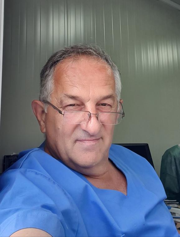 Prim dr Goran Azanjac