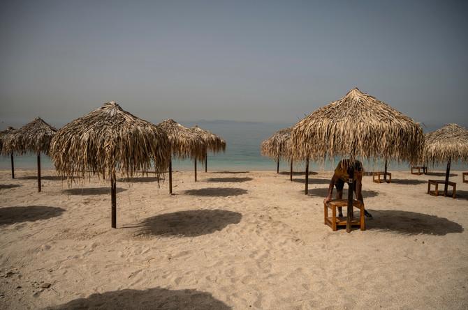 Sve nas zanima kako će izgledati ovo leto na grčkim plažama