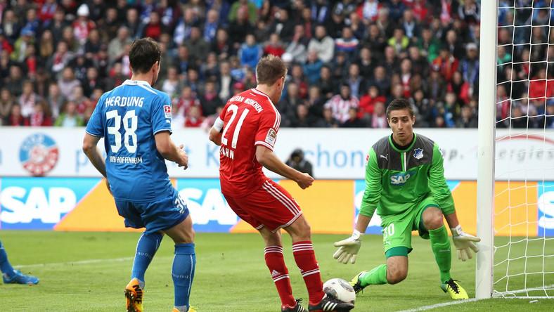 Bayern wygrał i wyrównał rekord