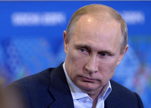 Včjom delo: Vladimir Vladimirovič Putin