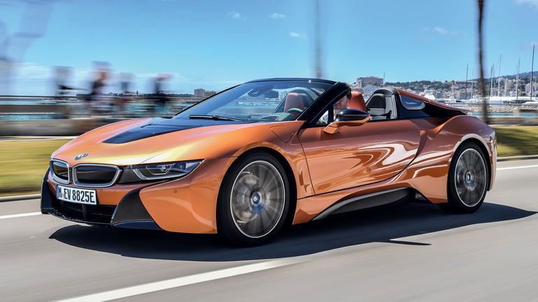 BMW i8 Roadster - tyle emocji i zero hałasu