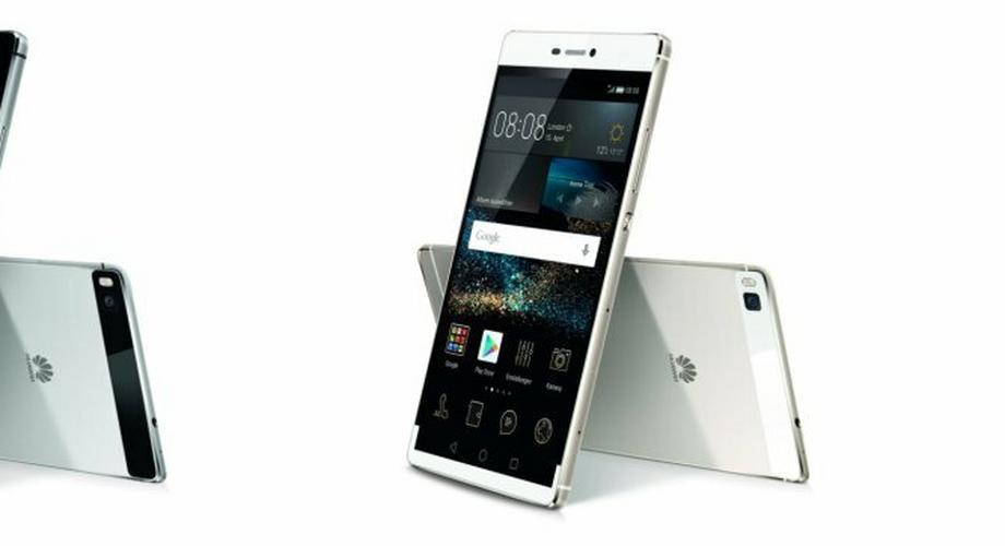 Update: Huawei stellt P8 und P8 Max vor
