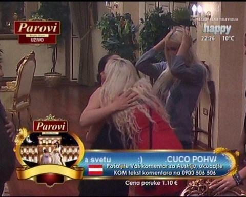 Bora Drljača napustio Parove zbog smrtnog slučaja, Cucu i Jasmina izbacili gledaoci! FOTO