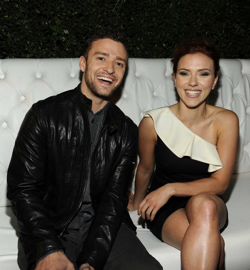 Scarlett Johansson i Justin Timberlake
