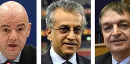 Oto finałowa piątka, która powalczy o fotel szefa FIFA
