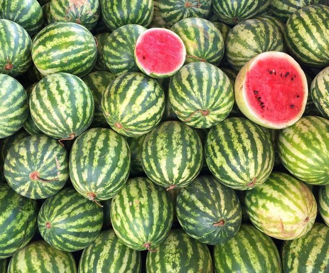 Po ovome ćete uvek znati koja je lubenica najslađa