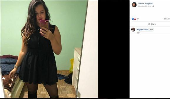 Majda je redovno ostavljala komentare na Jeleninim fotografijama na društvenim mrežama