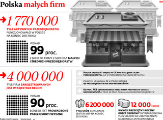 Mniejsze firmy w centrum uwagi. Rząd PiS stawia na 'więcej Polski' w gospodarce