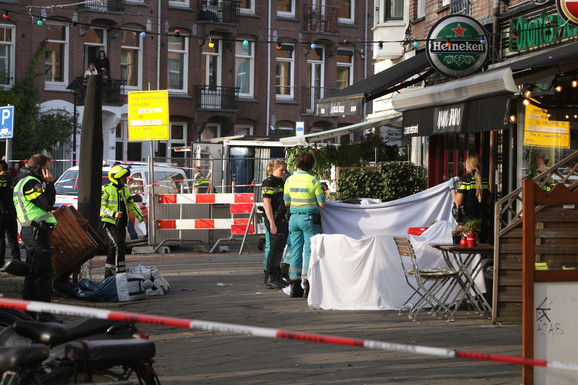 Pucnjava u Amsterdamu u kojoj je ranjen Jovan Đurović