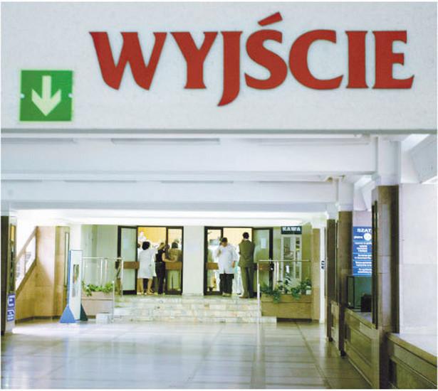 System opieki zdrowotnej to worek bez dna Fot. Witold Rozbicki/Reporter