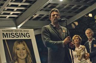 Ben Affleck w zwiastunie nowego filmu Davida Finchera