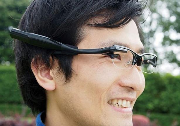 Okulary Olympus. Fot. Olympus