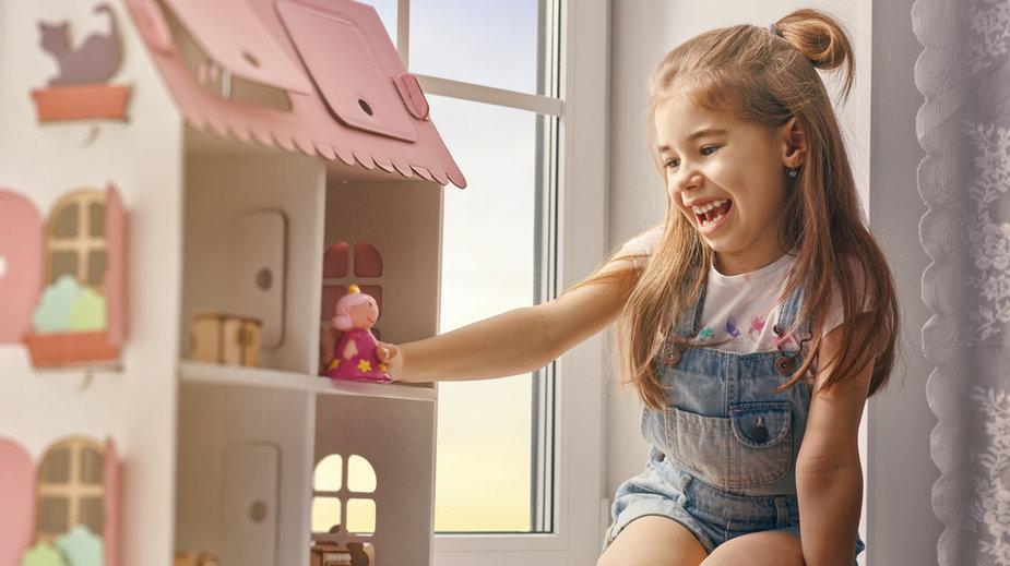 Domek dla lalek – idealny prezent pod choinkę