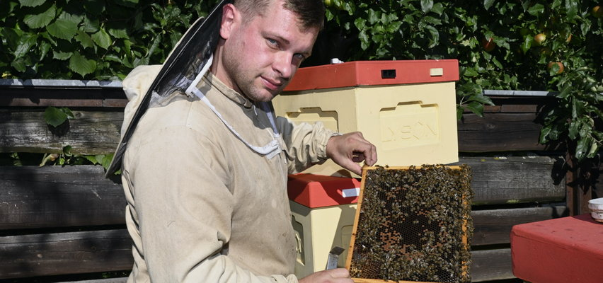 Pszczelarz z Prudnika: od pszczół zależy nasze życie!